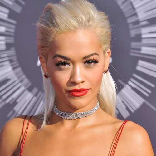 Rita Ora Really Put It ALL On Display In This String Bikini On Instagram–Is This Even Allowed??