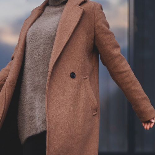 Don't Miss Your Chance To Score This Seriously Cute Coat For 50% Off