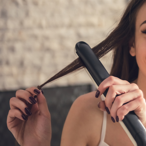 Want Smooth, Sleek Hair? These Are The Best Flat Irons To Get The Job Done