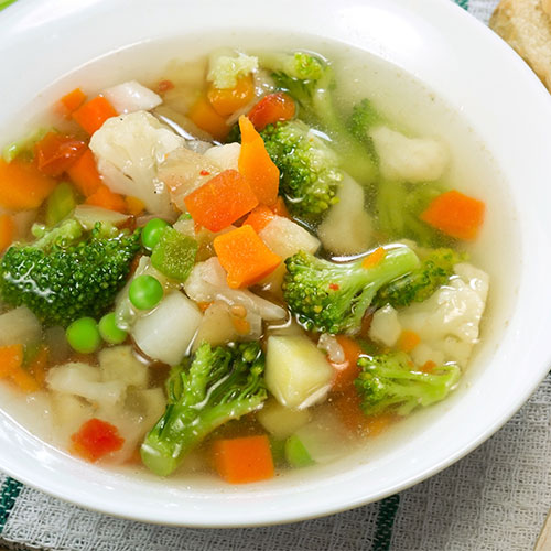 4 Things You Should Always Add To Soup To Speed Up Your Metabolism and Burn Calories
