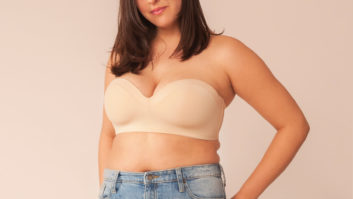 You Can Dance, Shimmy And Shake In This $35 Strapless Bra And It Won't Slide Down