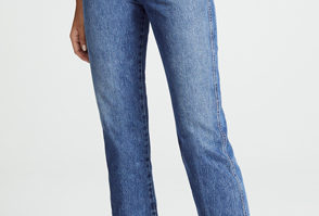 The One Pair Of Jeans The Chicest People Will Be Wearing This Year (& They're Not Skinny!)