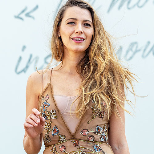 Blake Lively Looks SO Different--It's Scary!