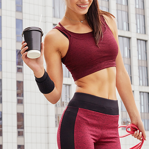 The One Hot Drink You Need To Cut Out ASAP If You Want A Flat Stomach