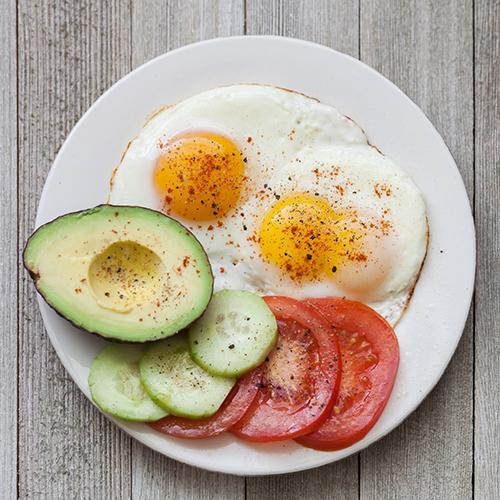 best ingredient add to eggs diet metabolism