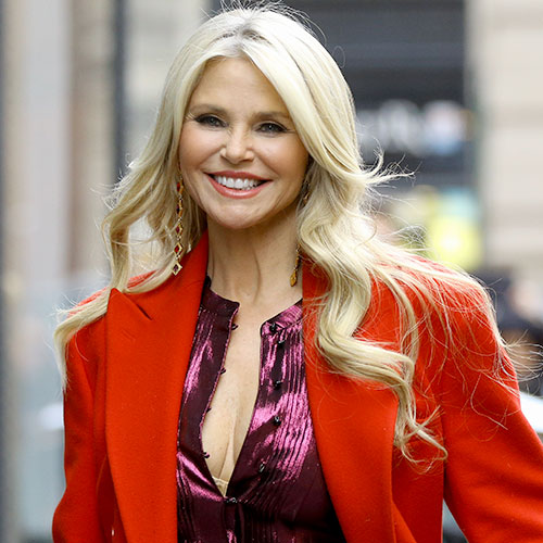 Christie Brinkley Look SO Different Now--See The Pics!