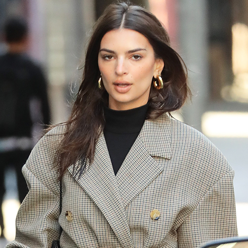 EmRata Just Wore A White Lace Bra On Instagram–And Her Boobs Look HUGE!
