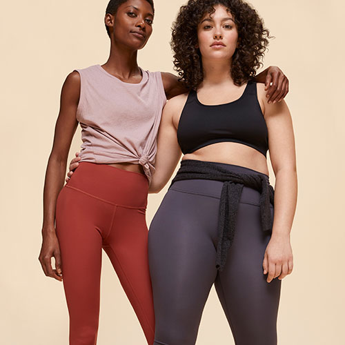 Be The First To Shop Everlane's New Leggings With A 33,000-Person Waitlist