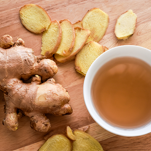 best ginger tea breakfast weight loss