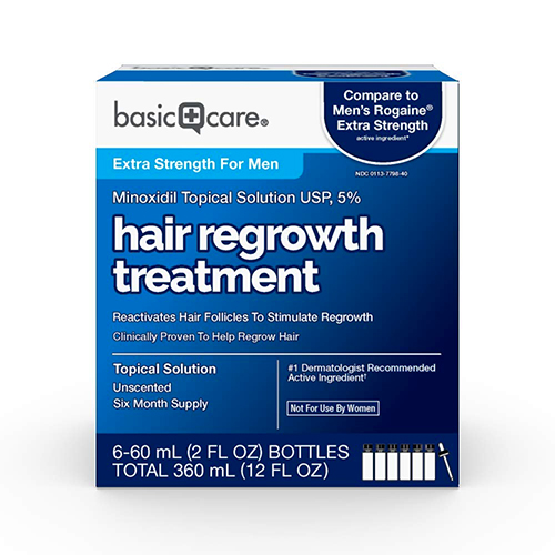 minoxidil dermatologist tricks for thinning hair