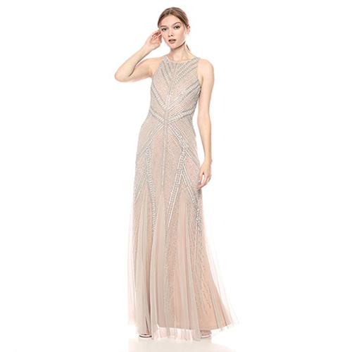 Mermaid Long Dress