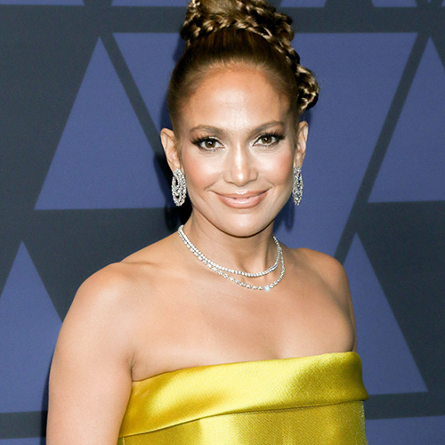 Jennifer Lopez Is The Only Person Who Can Pull Off A Skintight Nude Dress Like THIS
