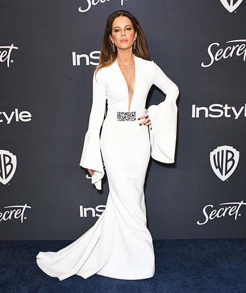 Kate Beckinsale Golden Globes