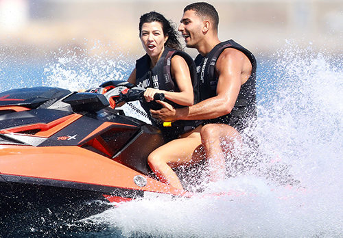 You'll Never Guess Who Kourtney Kardashian Is Dating