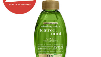 This $8 Drugstore Treatment Is My Secret Weapon For Warding Off Dry, Flaky Scalp During The Winter
