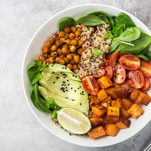 best protein bowl recipes for weight loss