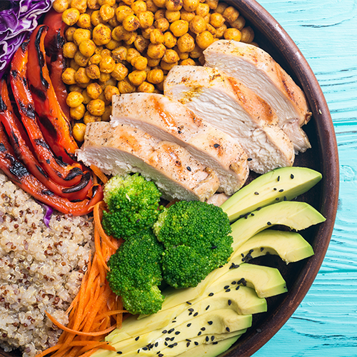 8 High Protein Bowls You Should Make This Week For Weight Loss