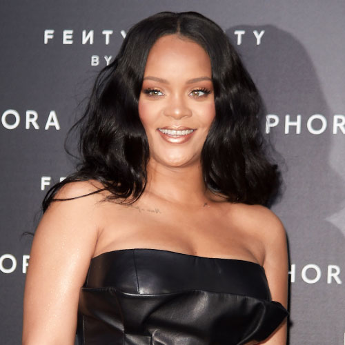 Rihanna Just Posted A Sexy Lingerie Photo & It's COMPLETELY Sheer