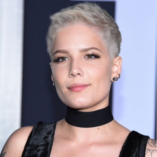 Halsey Has Never Posted Something This Revealing Before--Did She Not Know Her ENTIRE Butt Is Sticking Out?