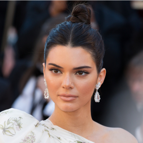 Kendall Jenner Just Posted A Pic In Nothing But Her Underwear--Is This Even Allowed?