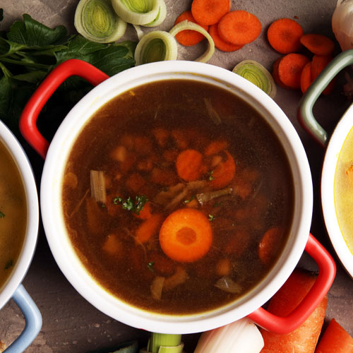 5 Anti-Inflammatory Instant Pot Soup Recipes That Will Speed Up Your Metabolism