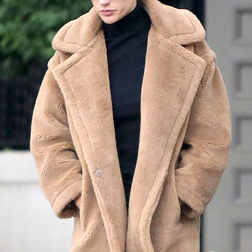 This Teddy Coat Looks So Expensive--But It's Only $44 At Target