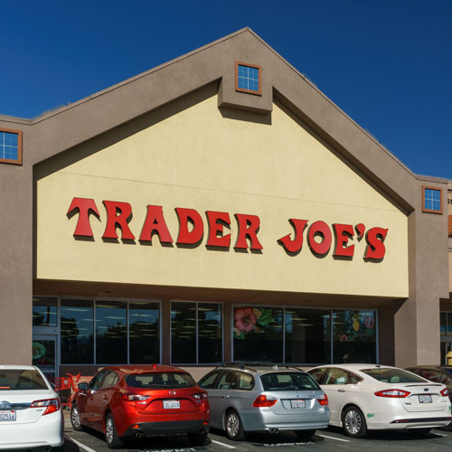This Is The Healthiest Food To Buy At Trader Joe's, According To Nutritionist