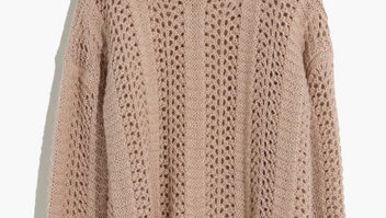 Madewell Customers Are Obsessed With This Sweater--& It's Just $45 Now