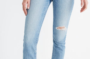 I Just Bought Madewell's Perfect Vintage Jeans And Honestly, My Butt Has Never Looked Better