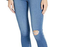 Amazon Customers Are *Obsessed* With These High Waisted Jeans Because They Make Your Butt Look Amazing
