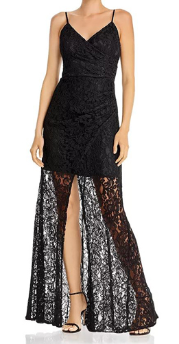 Segal Lace Gown