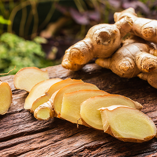ginger best spice for weight loss