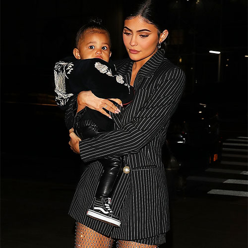 Kylie Jenner Threw The Most Ridiculous Birthday For Stormi-- People Are Not Happy About