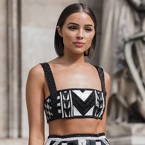 Olivia Culpo's Dresses Keep Getting Smaller And Smaller - You Have To See How Tiny This White One Is!