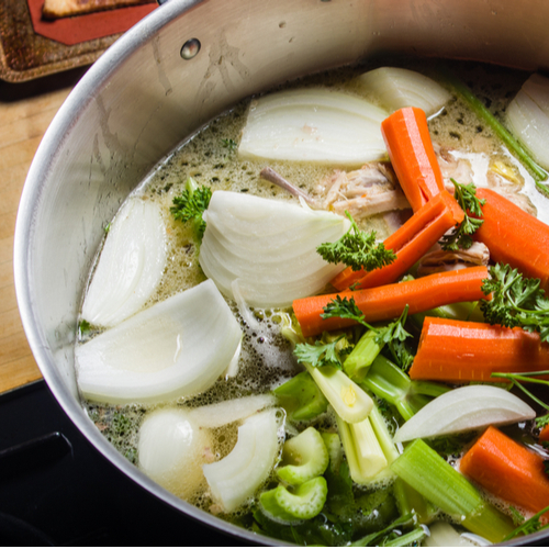 4 Life-Changing Detox Soups That Basically Melt Belly Fat, According To Experts