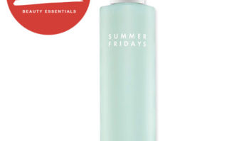 Summer Fridays' New Amino Gel Cleanser Washes Away Dirt And Makeup Without Stripping Your Skin