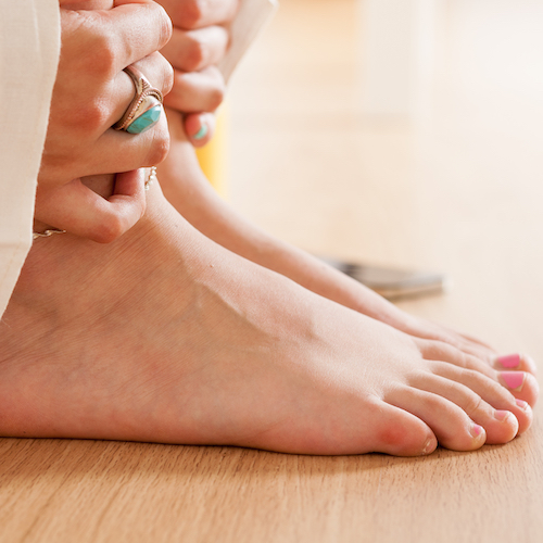 Bored At Home? Sounds Like The Perfect Excuse To Do A Foot Peel!