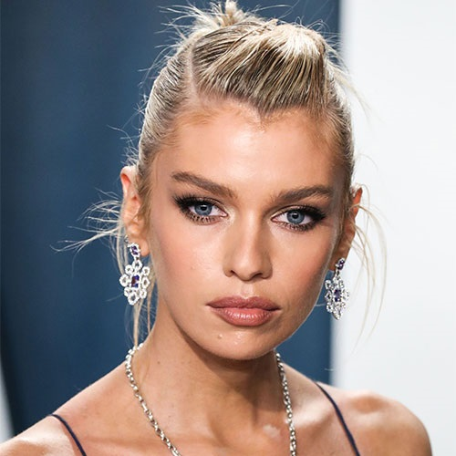 We Will Never Be Able To Get Over How Sexy Stella Maxwell Looked In This Black Lingerie Outfit!