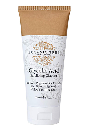 Face Wash Exfoliating Cleanser
