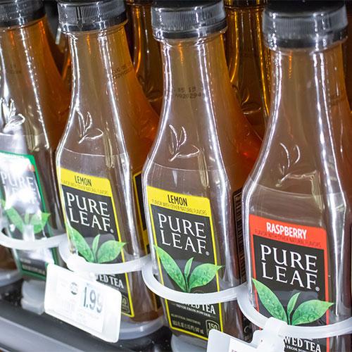 iced tea worst sugary drink skin wrinkles
