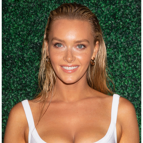 Camille Kostek's Sexy Bikini Is Too Hot To Handle—See The Pics!