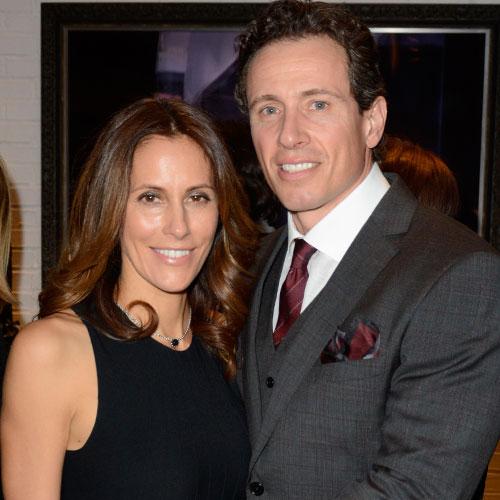 Chris and Christina Cuomo