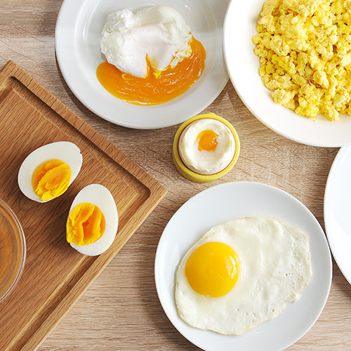 The One Ingredient That Makes Eggs So Much Better For Weight Loss