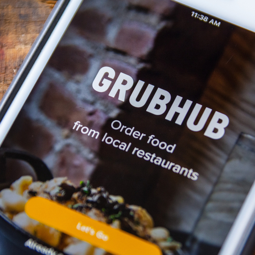 You'll Never Guess What Grubhub Was Just Caught Doing--People Are So Mad!