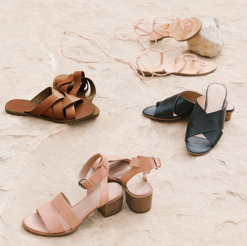 These Madewell Sandals Are Perfect For Spring--Get Them For Only $35 Right Now!