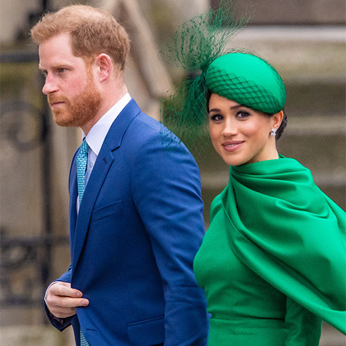 Buckingham Palace Just Dropped This MAJOR Bombshell About Prince Harry Meghan Markle