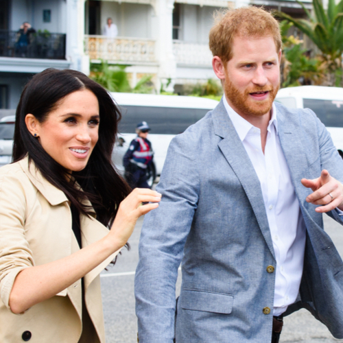 Prince Harry Meghan Markle Just Made A Huge Announcement People Are Freaking Out!