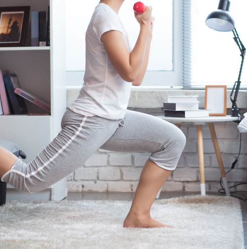 Stay Healthy And Fit While On Lockdown With This Genius Home Workout Equipment