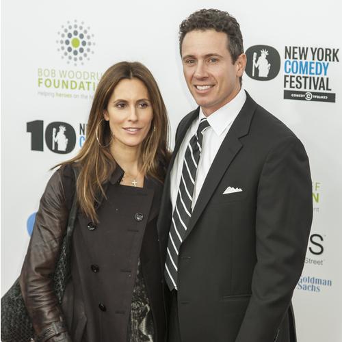 Chris and Cristina Cuomo