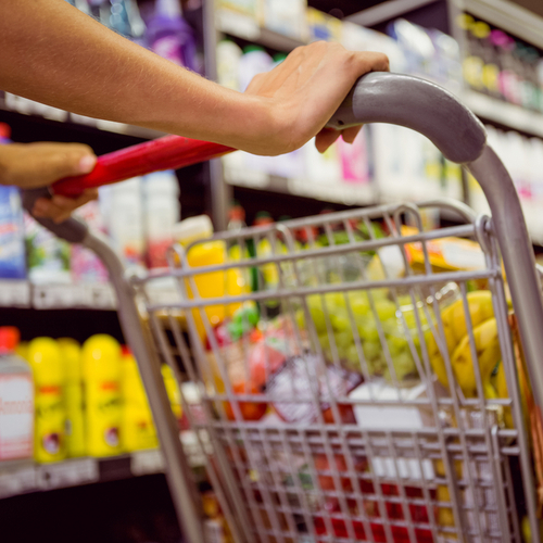 The Scary Mistake You're Probably Making When You Go Grocery Shopping